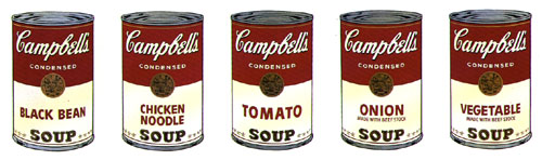 Soupe Campbell
